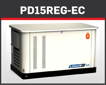 LOGUS GAS- POTENCIA MAX (NG) 17,5 KVA