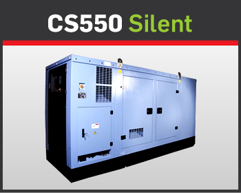 CUMMINS CS550S Potencia maxima 550KVA