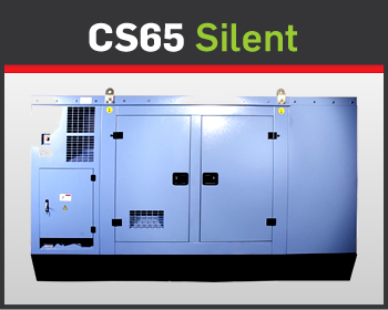 CUMMINS CS65S Potencia maxima 65KVA
