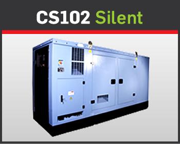 CUMMINS CS102S Potencia maxima 102KVA