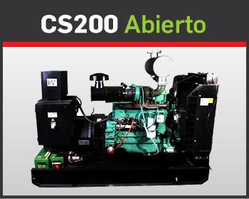 CUMMINS CS200A Potencia maxima 200KVA