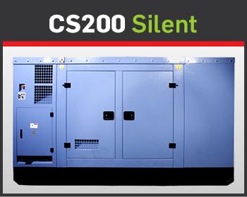 CUMMINS CS200S Potencia maxima 200KVA
