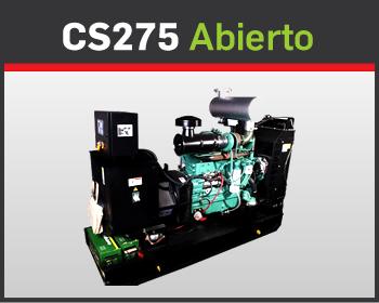 CUMMINS CS275A Potencia maxima 275KVA