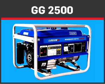 9- LOGUS- Potencia Max 2500 Watts
